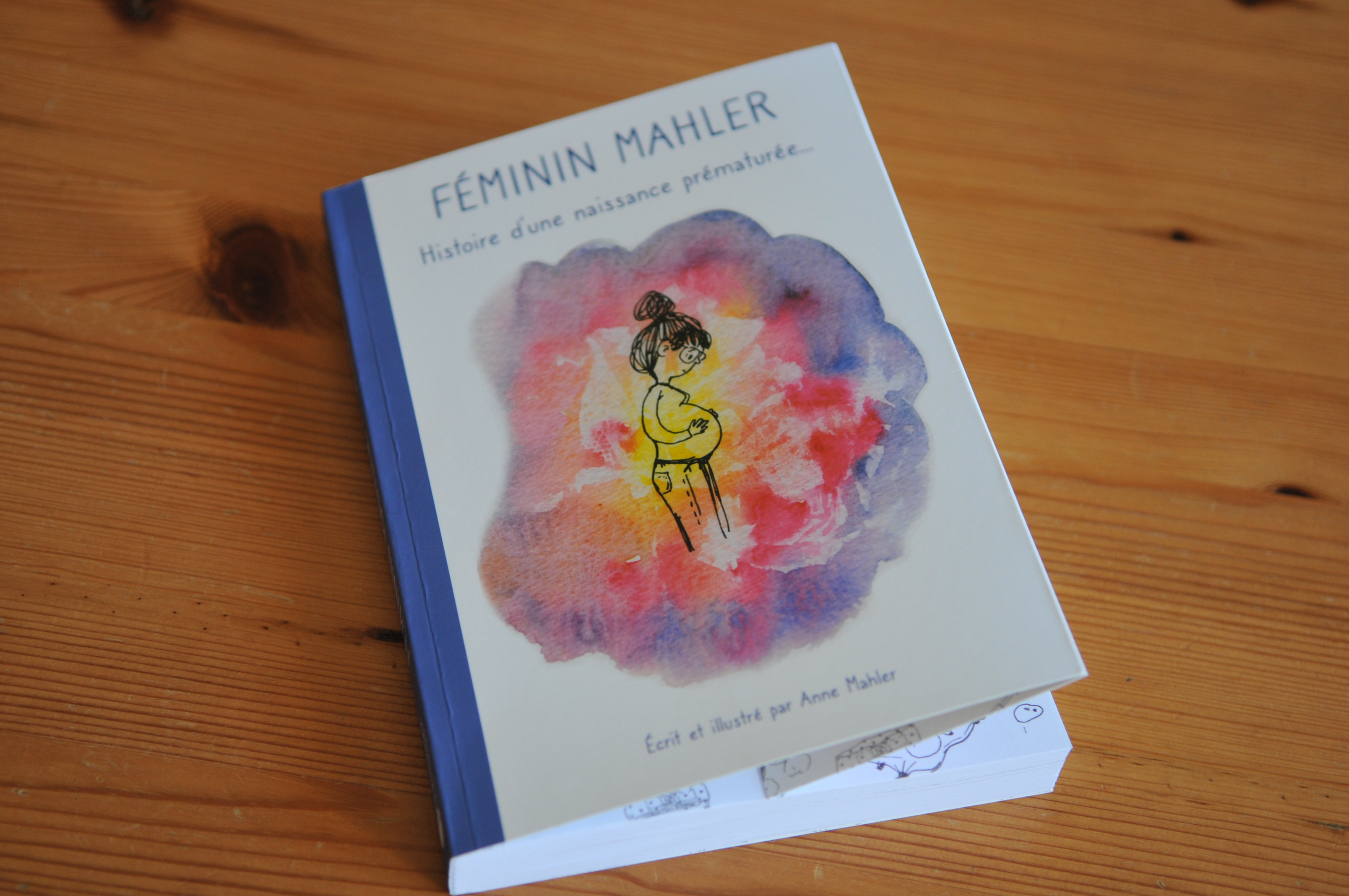 Féminin-Malher-Histoire-D-Une-Naissance-Prématurée